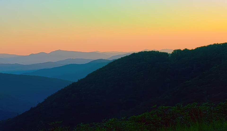 Appalachian Mountains - America